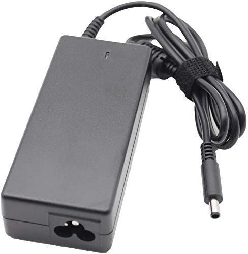 Lavolta - Cargador adaptador de CA para Dell Xps 12 13 Inspiron 15-5000 555 5558 5559 15-3000 3558 3559 13-5000 5368 5378 (enchufe: 4,5) * 3,0 mm. )