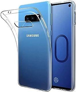Hoesje voor Samsung Galaxy S10e, Schokbestendige Hoes Gemaakt van Doorzichtig Shock Proof TPU Siliconen. Ultra Thin Case ...