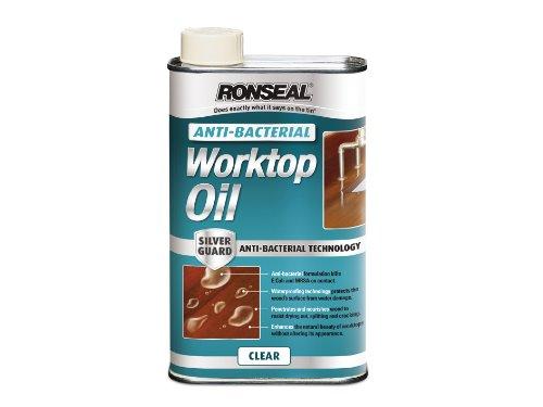 Ronseal ABWO500 500ml Anti-Bacterial Worktop Oil