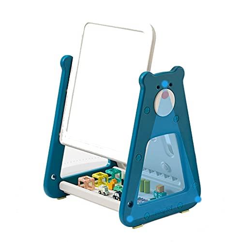 XMCF Caballetes para niños 2-en-1 Facilite, Material HDPE, Tablero de Dibujo magnético...