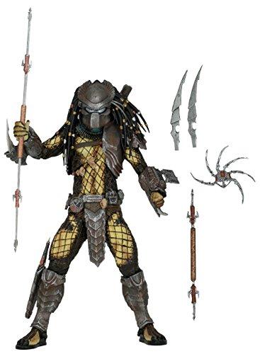 NECA Predator Series 15 Temple Guard Action Figure, 7'