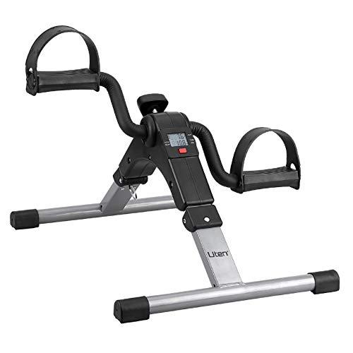 Pedal Exerciser Mini Exercise Bike Arm and Leg Exercise Peddler...