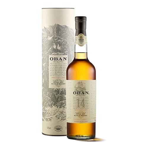 Oban Oban 14 Jahre Highland Scotch Bild