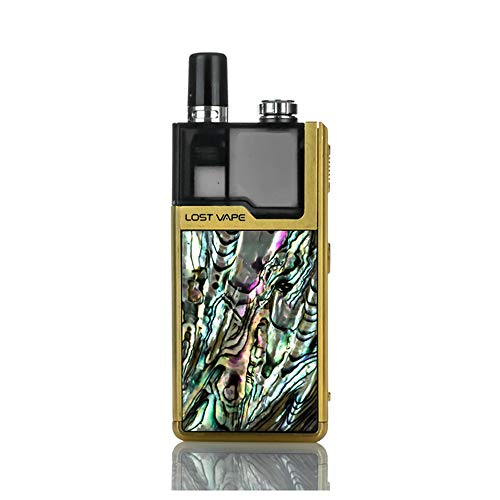 LOST VAPE ORION DNA GO GOLD ABALONE