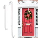 HEYHOUSE Wreath Hanger,Christmas Wreath Hanger for Front Door...