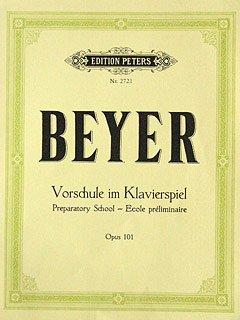 Voorschool in de pianospoel op 101 - gearrangeerd voor piano [Noten / Sheetmusic] Componis: BEYER FERDINAND