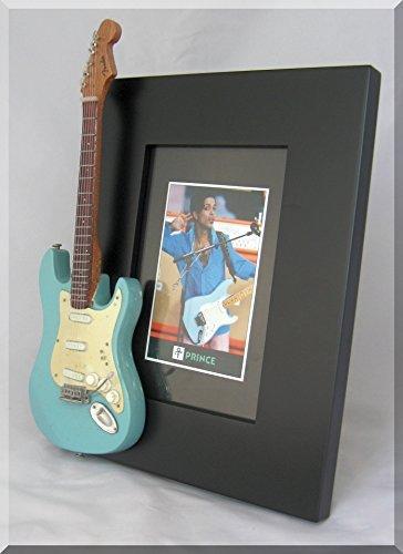 Prince - Marco de guitarra en miniatura para Fender Sonic Blue