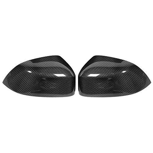 Caja de Espejo de Respaldo Liviana Tapa de Espejo de ala Duradera Cubierta de Espejo Lateral modificada para automóvil