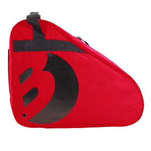 Best Sporting Tasche für Inlineskates und Schlittschuhe (Rot)