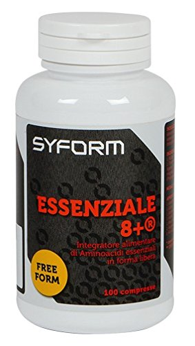 SYFORM Essenziale 8+ 200 cpr da 1200 mg