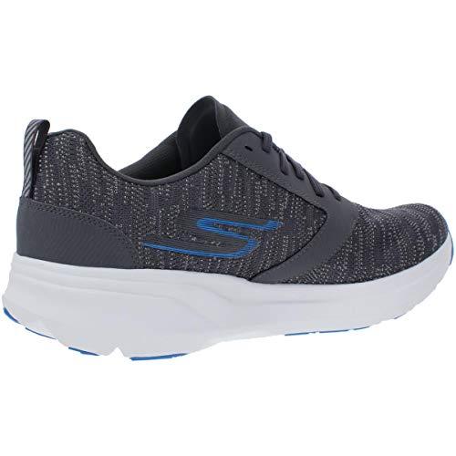 Skechers Performance 55200, Chaussures de Fitness Homme, Gris (Charcoal/Blue), 45.5 EU