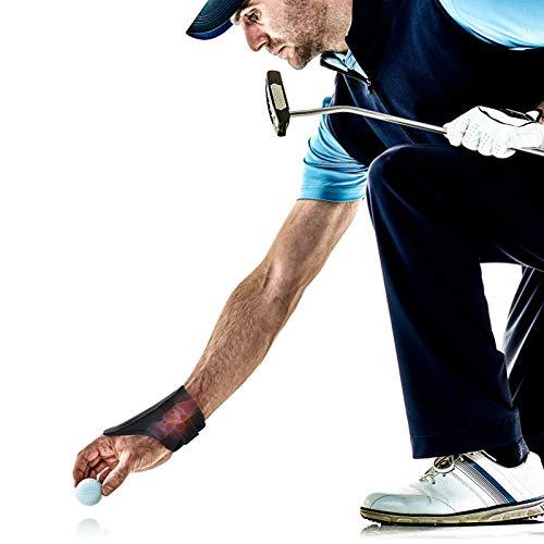 Yosoo Health Gear Golf Corrector Wrist Trainer Protector Training Aid Golf Swing Brace Band Trainer for Correcting Playing Golf Posture