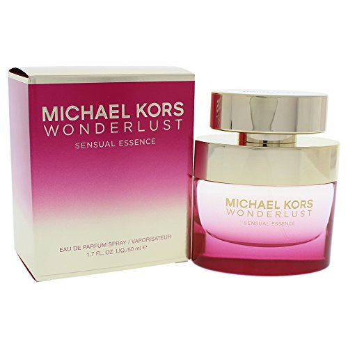 Michael Kors Sensual Essence Mujeres 50 ml - Eau de parfum (Mujeres, 50 ml, Envase no recargable, Nashi pear, Black cherry, Orange blossom, Suede, Amber, Aerosol, 1 pieza(s))