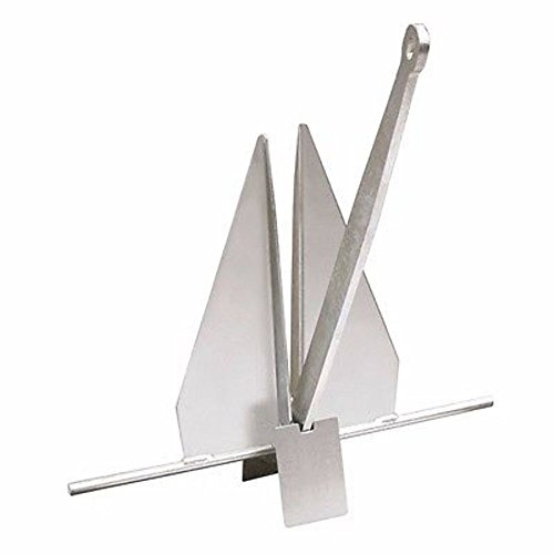 Tie Down Engineering Danforth Standard Anchor Size: 9 lbs