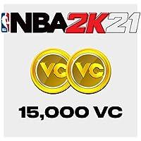 NBA 2K21: 15,000 VC - PS4 [Digital Code]