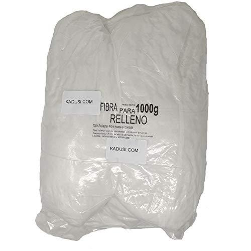 Floca, relleno para manualidades o cojines - 1000gr (1kg)