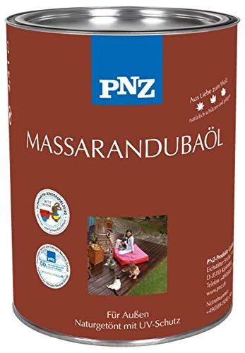 PNZ Massaranduba-Öl, Gebinde:30L, Farbe:massaranduba