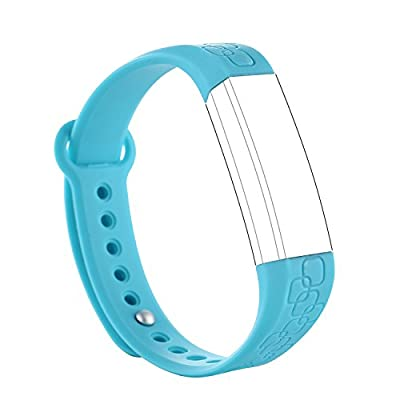 AOKII Fitbit Alta Bands Replacement TPE Bands Strap for Fitbit Alta
