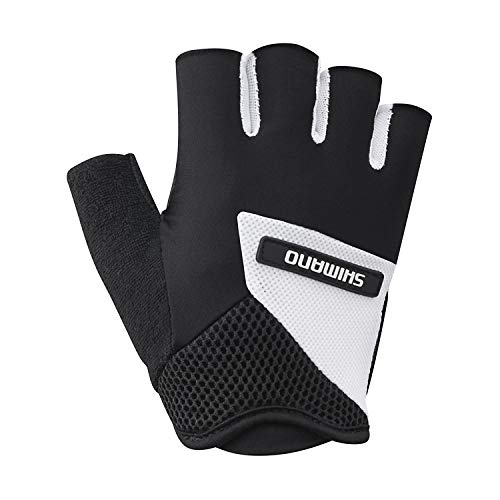 SHIMANO Handschuhe kurz SH Airway Unisex Erwachsene M Schwarz