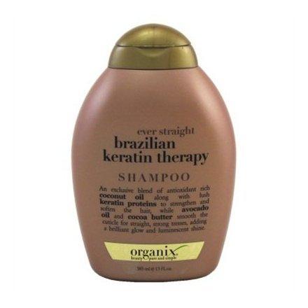 Organix Shampoo Brazilian Keratin Therapy 13 oz. (Pack...