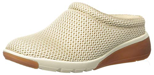 Aerosoles Women's Nicole Mule, Natural Fabric, 7.5 M US