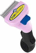FURminator DeShedding Brush Comb Tool For Short Hair Small Cats