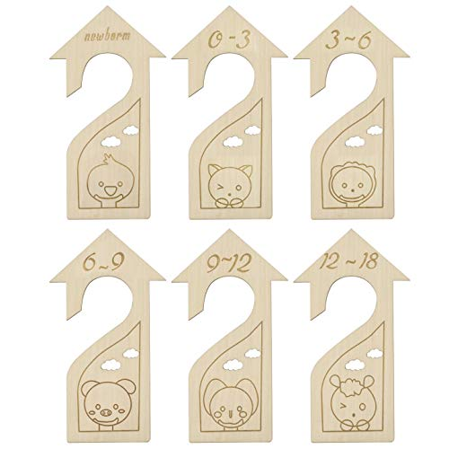 YISUYA Closet New product! New type Dividers cheap Baby Clothes Hange