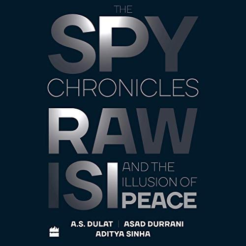 The Spy Chronicles cover art