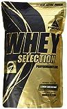 PEAK Whey Selection 1000g| über 40% Isolatanteil | Premium Molkenprotein mit L-Leucin | (Lemon Cheesecake)