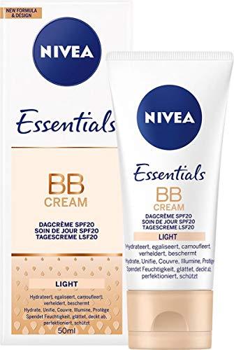 Nivea Essentials BB Cream SPF 20 Licht, 50 ml