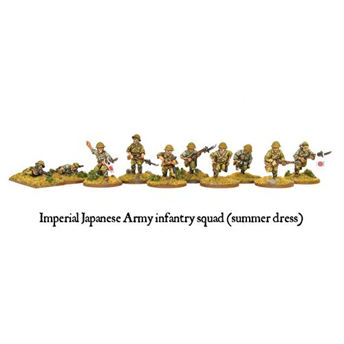 Wargame - Imperial Japanese Army: Infantry Squad (Summer Dress)
