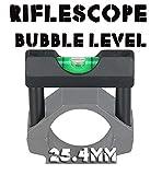 L-xia-mzj Tactical 25.4MM / 30MM Gewehr-Bereich Schlauch-Wasserwaage for Outdoor-Jagd Paintball...