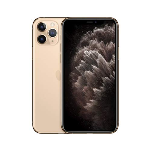 Iphone 11 Pro Max Apple Dourado, 64gb Desbloqueado - Mwhg2bz/a