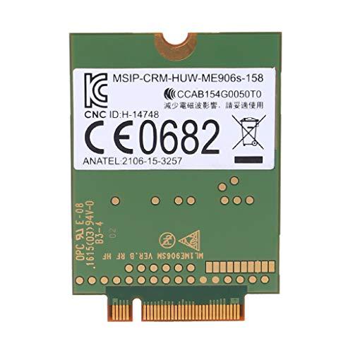 Ontracker - Tarjeta de banda ancha móvil para H-P LT4132 LTE HSPA + módulo 4G Huawei ME906S ME906S-158 845710-001 845709-001