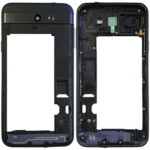 Zhangli montuur voor telefoon achterzijde voor Galaxy J7 V J727V (Verizon) brilmontuur, Zwart