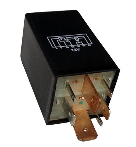 Preisvergleich Produktbild Aerzetix: Vorwärmzeit Relais C40261 kompatibel mit 191911261C