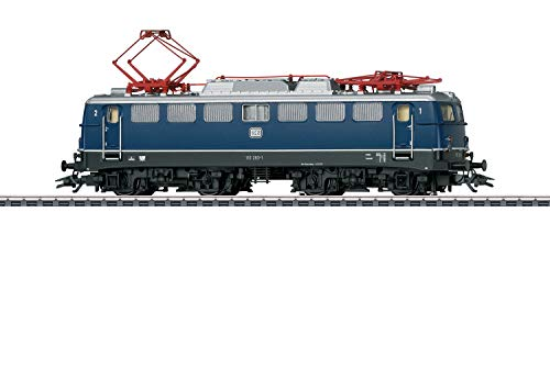 Märklin 37108 Klassiker Modelleisenbahn Elektrolokomotive Baureihe 110.1, Spur H0