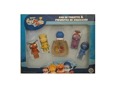Colonia lunnis set (eau de toilette .50+figuritas)