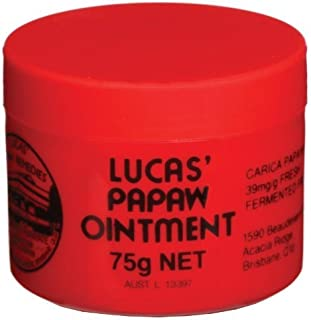 [Lucas' Papaw Ointment] ルーカスポーポークリーム 75g