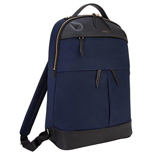 Targus Newport Rucksack 15 L, eleganter Notebook Rucksack mit Schutzfach bis zu 15 Zoll,...