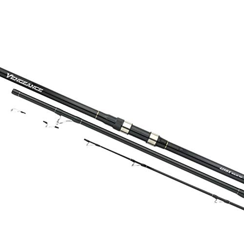 SHIMANO - Canne Surf Spinning - Vengeance Bx Tubular Tip - 425cm - 586g - Enc.148cm - Puiss.225g - Vsft425Bxk - Sh17A18201