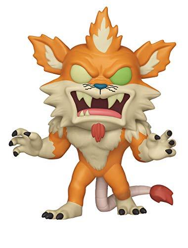 Pop! Figura de Vinilo: Animación: Rick & Morty S6 - Squanchy (Squanched out)