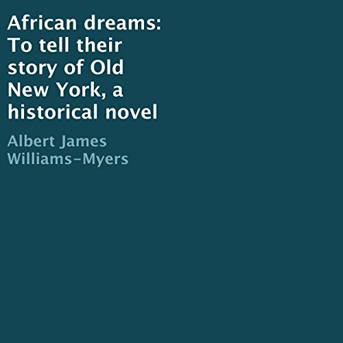 African Dreams audiobook cover art