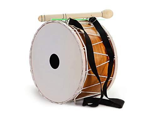 SEMUS Orientalische Kinder DAVUL 23 cm. Dhol Drum Schlagzeug Davul 100{0c49973533cc7b6b94242f020b3673c40bbd85de41c00fc6868bbb48a62a3e81} Handmade Komplett-Set