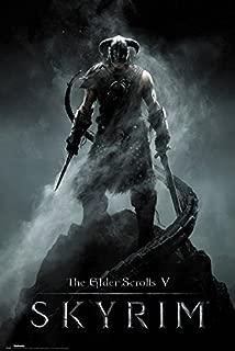 The Elder Scrolls V: Skyrim - Gaming Poster/Print (Dragonborn)