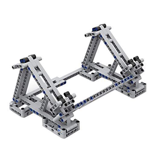 PARIO Support Display Verticale Présentoir pour Lego 75105 Faucon Millenium