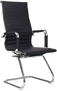 Teksturowane Metalowe Skórzane Krzesło Nowoczesne Meble Biurowe Krzesło Biurowe Nowoczesne Minimalistyczne Krzesło Kompute...