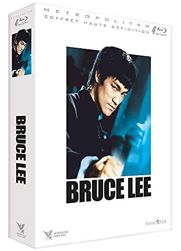 Bruce Lee : Big Boss + La fureur de vaincre + La Fureur du Dragon + Le Jeu de la Mort [Édition Définitive] [Édition Définitive]