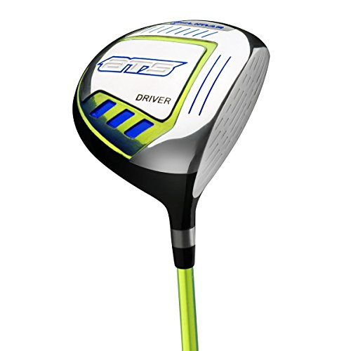 Orlimar Golf ATS Junior Boy's Lime/Blue Golf Driver (Right Hand Ages 3-5)