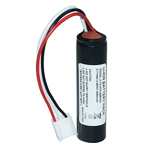 Hixon wiederaufladbare Batterie 18650 für Harman Kardon Onyx Studio Onyx Studio 2, Akku 3500mah 3.7 v, (J170)